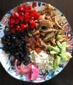 Fiesta Chicken Bowl
