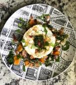 Breakfast Hash w/Fried Egg